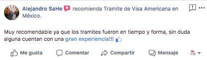 Trámite y Renovación Visa Americana en Mérida T3