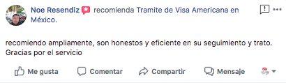 Trámite y Renovación Visa Americana en Pachuca T2